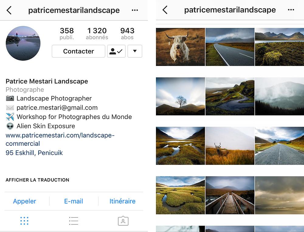 Patrice Mestari Landscape