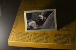 Carte postale & enveloppe