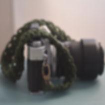 Sangle appareil photo - Margaux Rebours