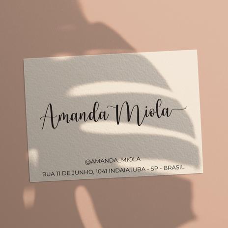Amanda Miola