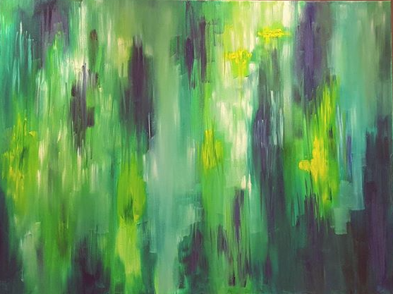 30x40 Henry the Green