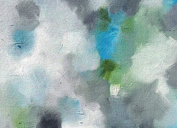 Fog, 16x20