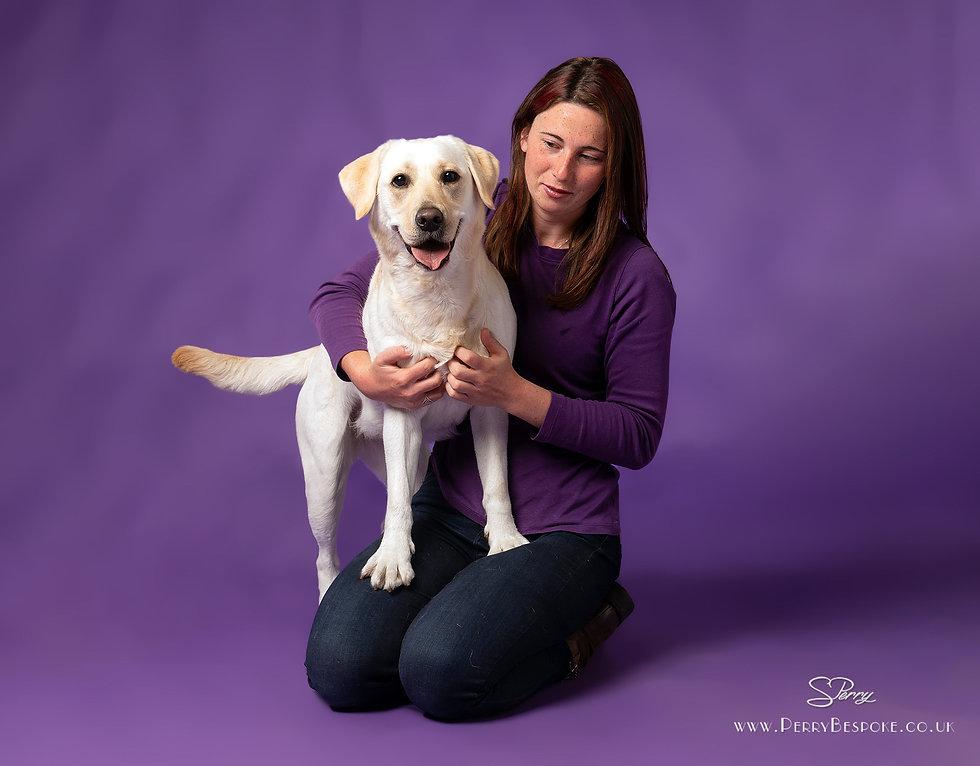 Amy Millward Dog Training, Studio Photos