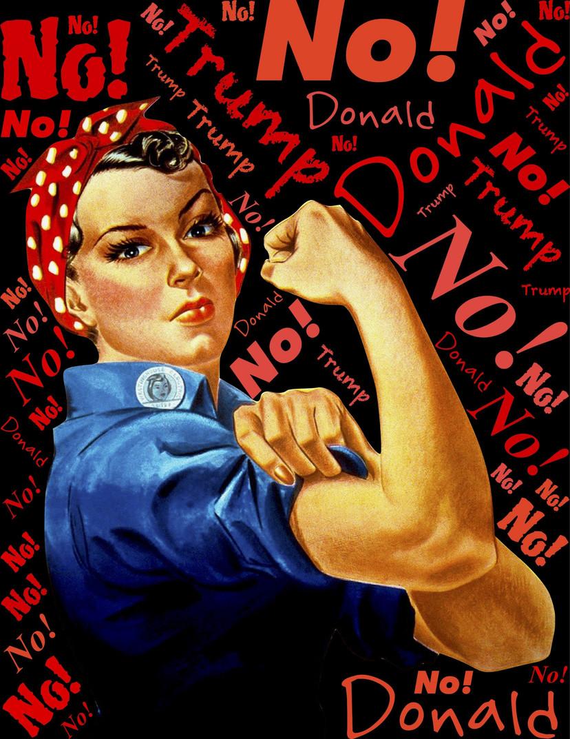 Op Trump's eerste werkdag: 616 'vrouwenmarsen' over de wereld voor gelijke rechten