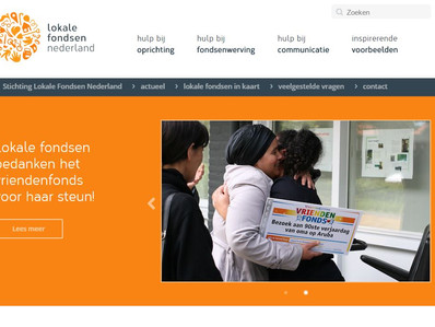 Stichting Lokale Fondsen Nederland helpt Jasmijn