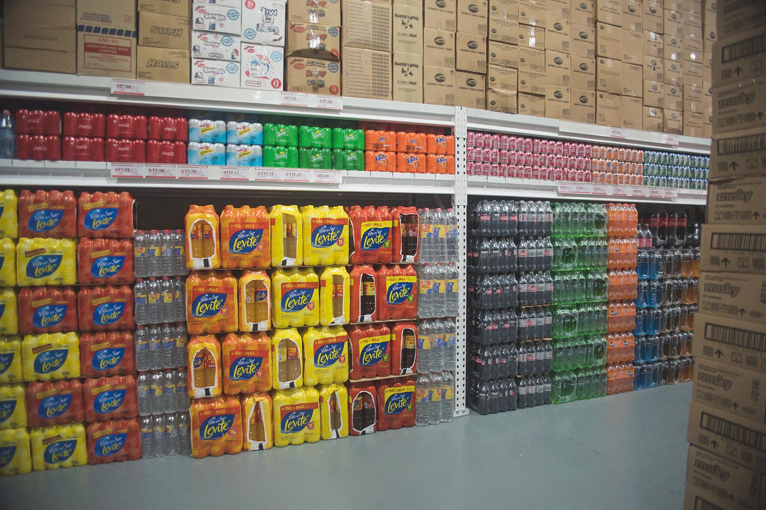 Sector bebidas sin alcohol