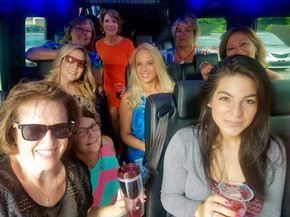 Mystery Trip to the Murder Mystery Dinner 2017