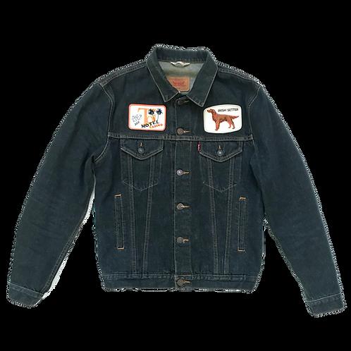 Irish Setter Jeans Jacket