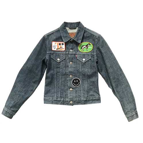 Pinto Jeans Jacket
