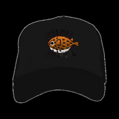 Fugu Cap 01 Black