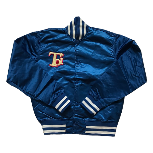 Embroidery College Jacket