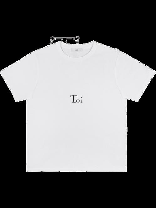 Toi Signature T-shirt