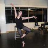Rehearsal for Dance Show