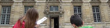 Hôtel de Sully, Paris  Jeu de piste Sagara