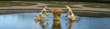 Versailles - Bassin parterre de Latone - Jeu de piste Sagara