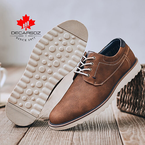 alking Shoes Men New Leisure Footwear Male Brand Leather Men Casual Shoes