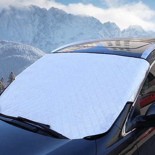 Car Snow-Proof Half Cover Sunscreen Frost-Proof