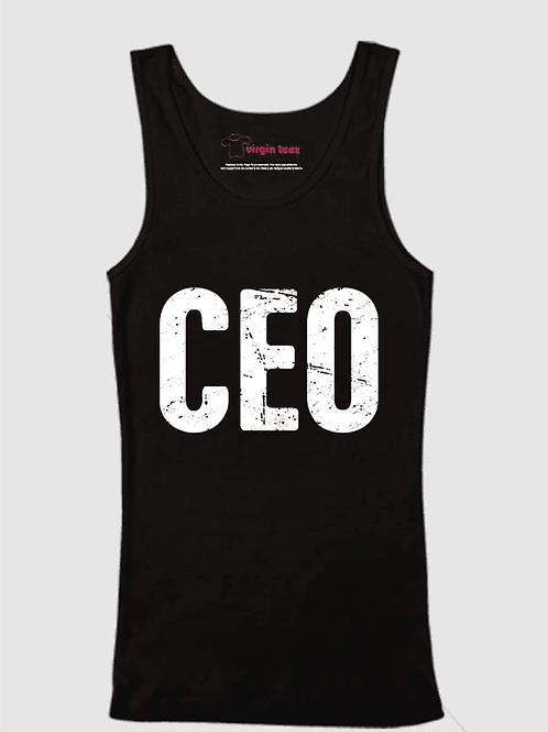 CEO Tank Top