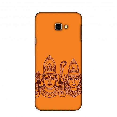 Almighty Ram 4 Slim Hard Shell Case For Samsung Galaxy J4 Plus