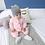 Thumbnail: Autumn & Winter Newborn Baby Clothes Dinosaur Print Baby