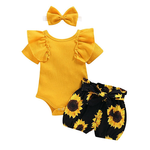 Cute Toddler Infant Baby Girl Clothing