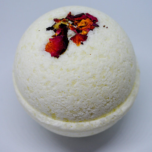 100% Pure High Magnesium CB2 Infused Lust Bath Bomb, no artificial