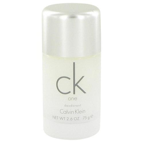 Ck One Deodorant Stick By Calvin Klein