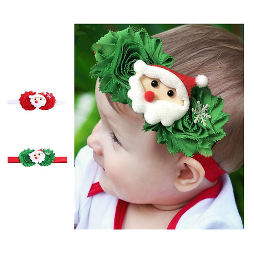 Baby Kids Elastic Floral Christmas Stretch