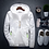 Thumbnail: breaker Hooded Jacket Slim Thin Clothing Top Quality Waterproof Plus Size K316