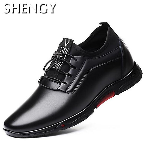 Casual Waterproof Luxury Outdoor Men Shoes Increased Comfort Shoes for Men