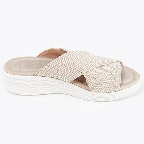 2021 New Women Wedge Slippers