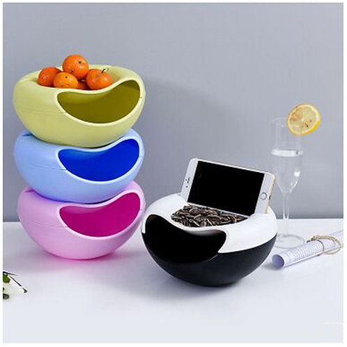 Bowl-shaped Container