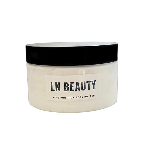 Body Butter French Lavender  Ultra Rich LN Beauty