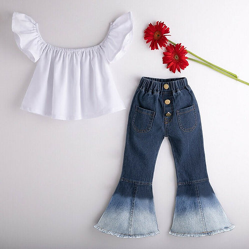 2020 New Summer Baby Girls Clothes