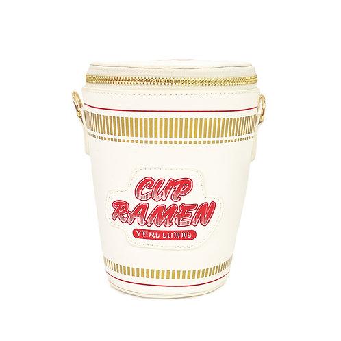 Cup Ramen Noodle Soup Handbag