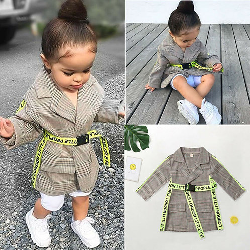 1-5t Toddler Kids Baby Girl Clothes Jacket