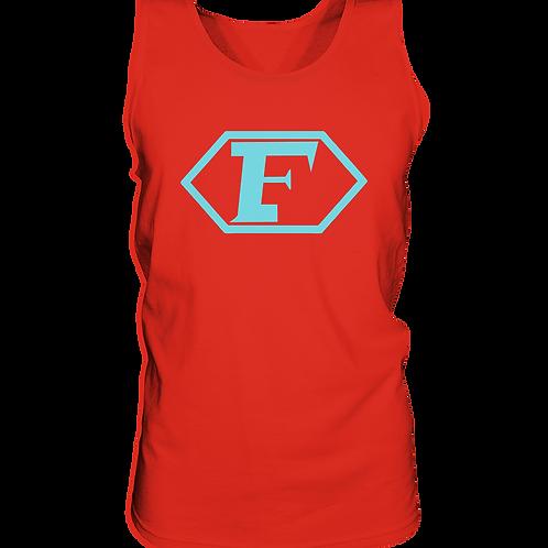 Captain Future Logo - Tank-Top
