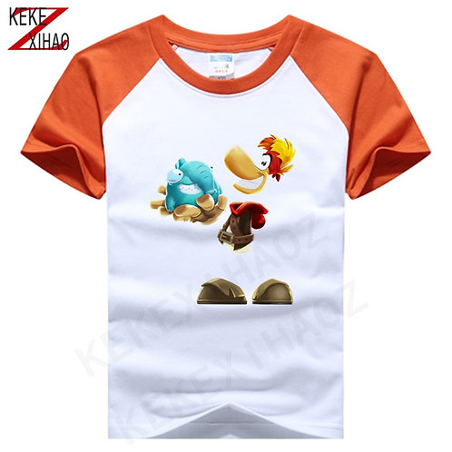 Boys' Legend Game Printed T-Shirt