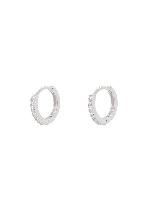 Alva White - Sterling Silver