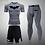 Thumbnail: 2020 Men's Fitness Sports T-Shirt Jogging Shirt Short-Sleeved Men