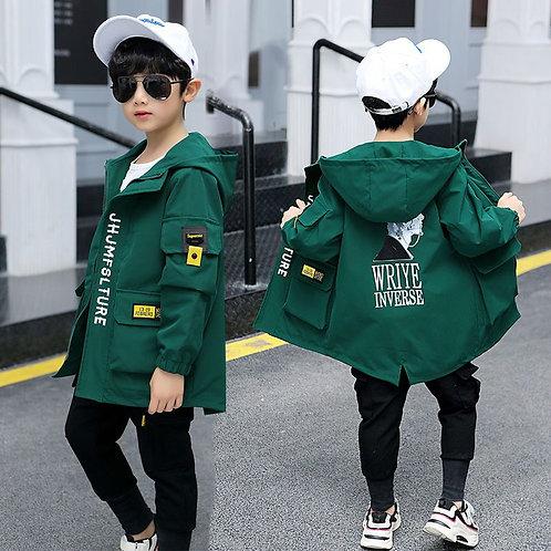 Boys Jackets Kids Fashion Fall Coats