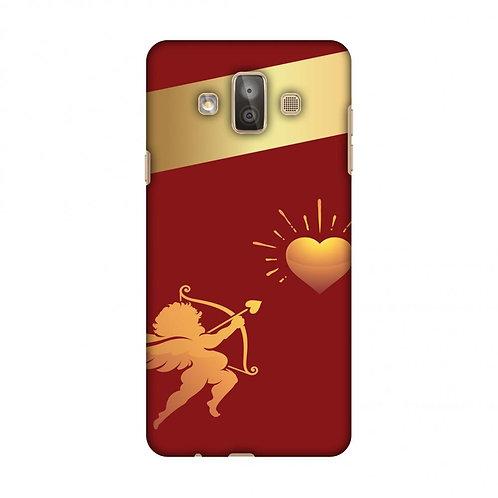 Angel Heart Slim Hard Shell Case For Samsung Galaxy J7 Duo
