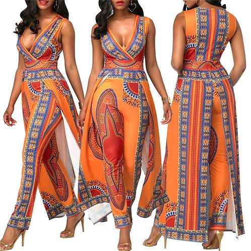 BAIBAZIN African Dresses for Women's Explosion Models Fashion