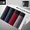 Thumbnail: 4pcs/Lot SKYHERO Male Cotton Men's Underwear Boxers Breathable