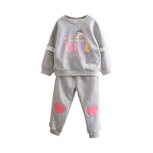 Children's Clothing 2020 Autumn Toddler Girls