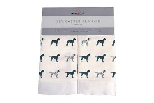 Dalmatian Newcastle Blankie