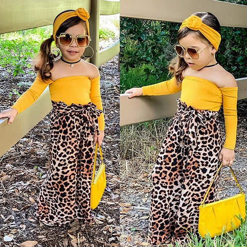 3PCS Toddler Baby Kids Girl Clothes