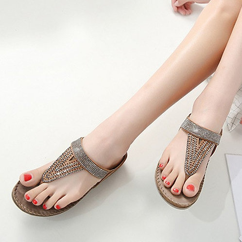 Casual Summer Hot Women Pu Leather Shoes Sandals