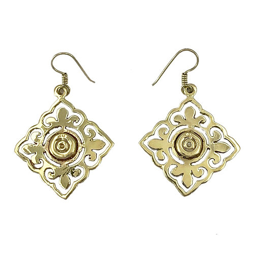 Angkor Bullet Earrings