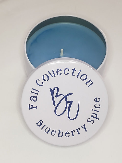 Blueberry Spice Candle